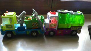 camiones de basurilla