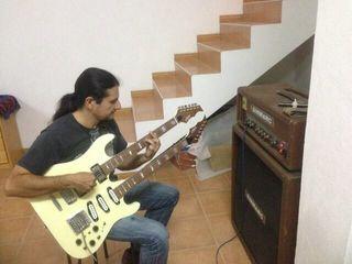 Clases particulares y on line de guitarra