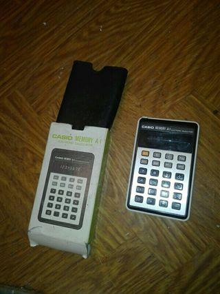 calculadora vintage nueva
