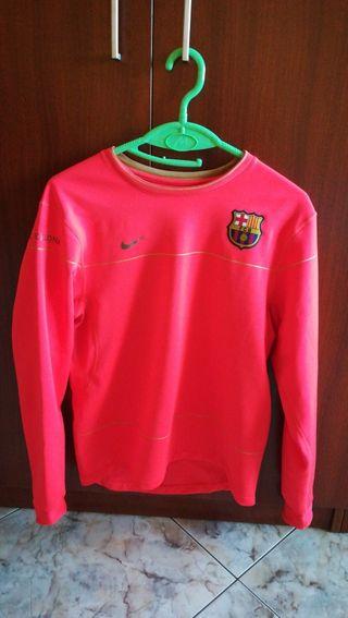 Sudadera FC Barcelona de segunda mano en WALLAPOP 9866f14d2c3