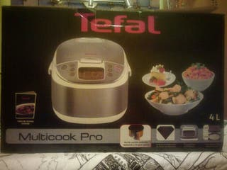 Robot cocina Multicook Pro Tefal