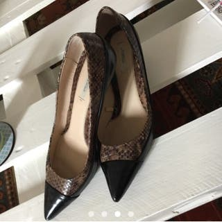 Zapatos mujer uterqüe