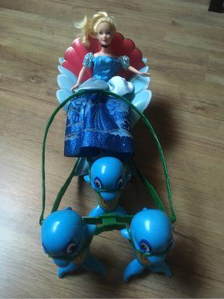 Carroza muñecas