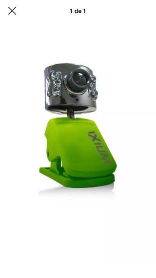 Ixium webcam eye 300 nuevas a estrenar