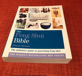 BOOK The feng shui bible NEW