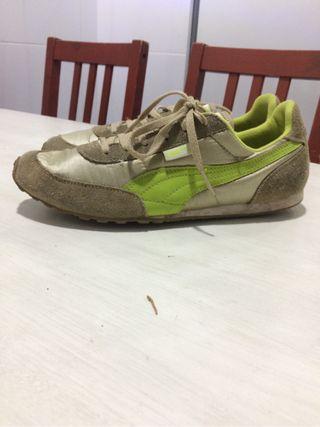 Zapatillas mujer puma