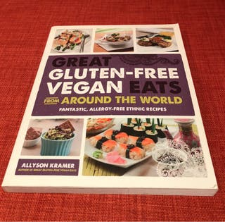 BOOK Great gluten-free vegan
