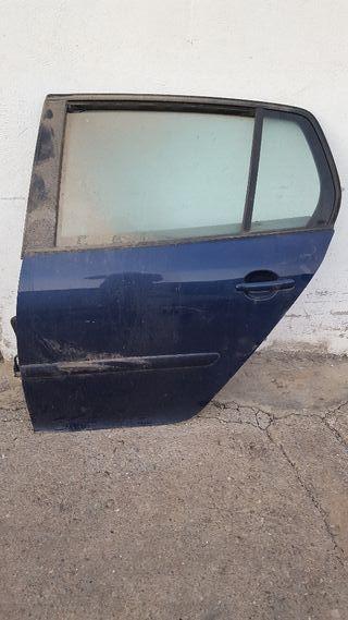 puerta trasera izquierda volkwagen golf V