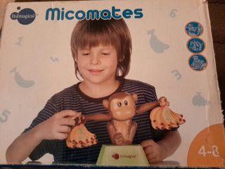 Juego Micomates
