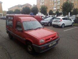 Renault Express 1,2 gasolina