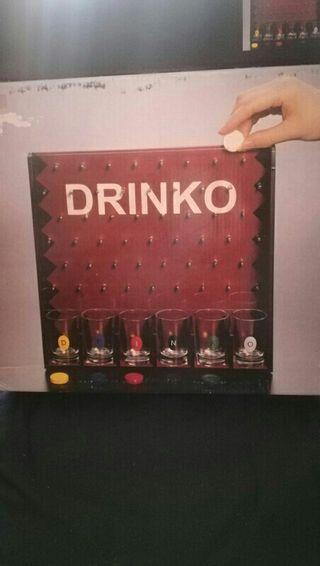 juego para beber