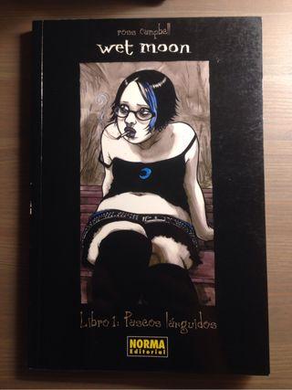 (Nuevo) Wet Moon. Libro 1.