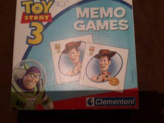 Juego memoria niños