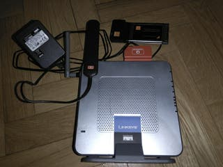 Linksys Router WIFI 3G - WRT54G3G