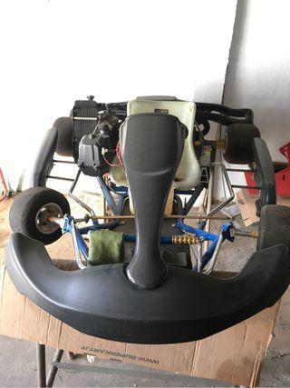 Kart rotax 125cc 2t