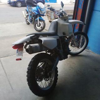 Yamaha TTR 600
