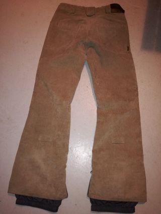 pantalon snow burton