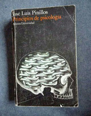 libro «Principios de psicología»