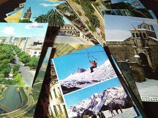 Lote de 50 Postales de España