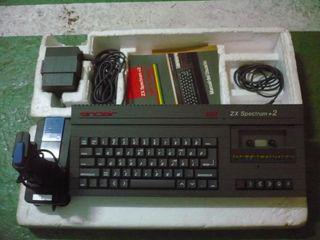 Spectrum2 con juegos