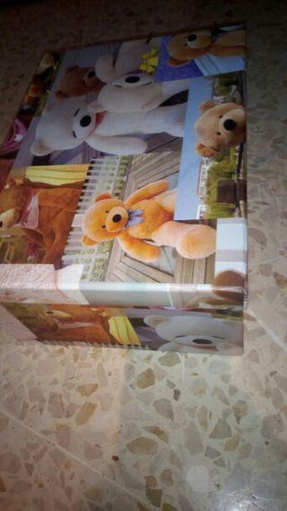 caja carton duro