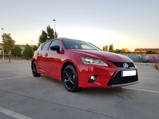 LEXUS CT200H SPORT EDITION