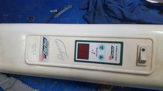 controles digitales radiador