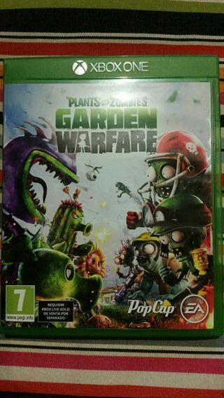 Plants vs Zombies Garden Warfare para XBOX ONE.