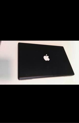 Macbook negro