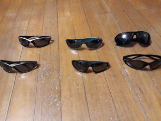 6pares de gafas