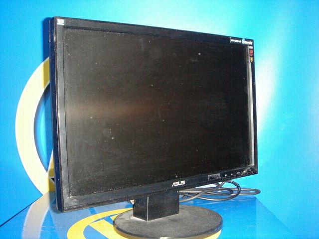 monitor panorámico Asus 19 pulgadas buen estado