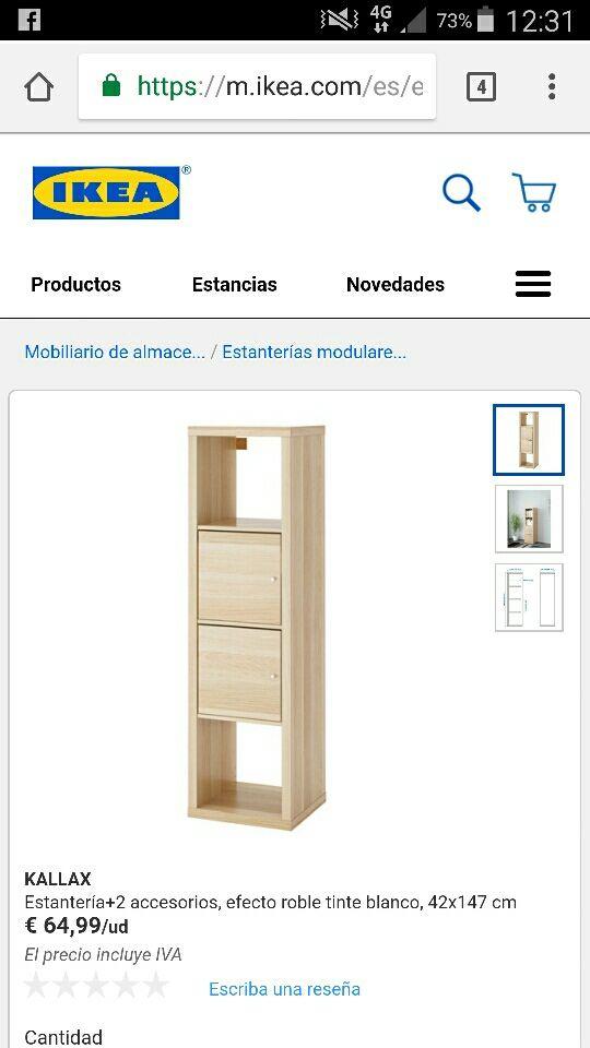 mueble tv/estanteria