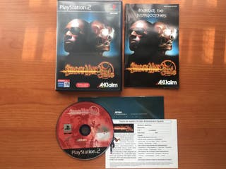 Shadow Man Second Coming PS2