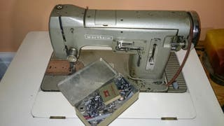 Máquina de coser de Rápida S.A. mod WERTHEIM R-270