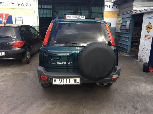 Honda CR-V 4x4