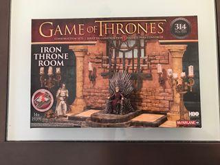 Juego de tronos - Set construc