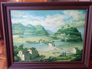Cuadro San Sebastian 1835