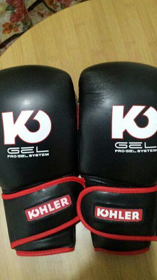 guantes de boxeo / kick boxing