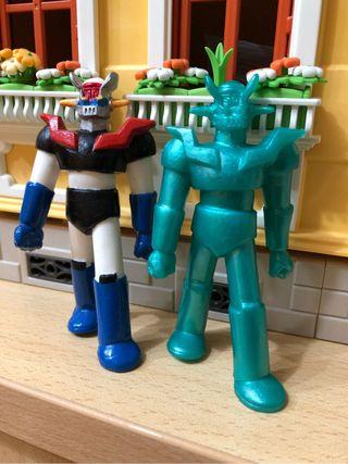 Muñecos mazinger Z antiguos