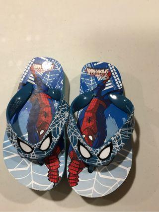 Chanclas Spiderman