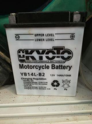Batería de moto 14 Ah Kioto