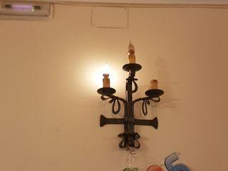 Lámpara 40 euros unidas hay 8