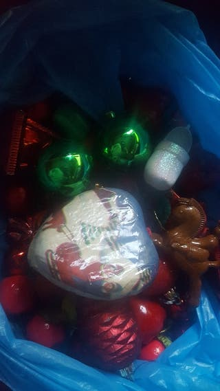 avalorios de navidad