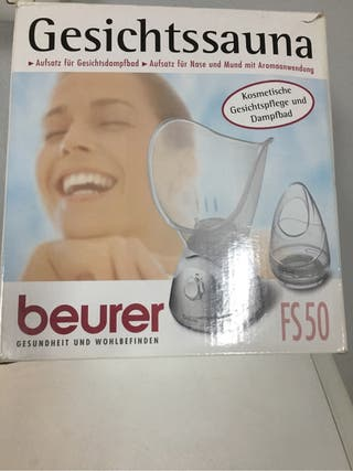 Sauna facial Beuer