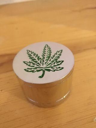 grinder metalico articulo de fumador grow shop