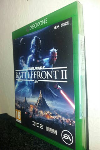 BATTLEFRONT 2 FOR XBOX ONE