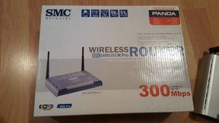 Router Wifi SMC