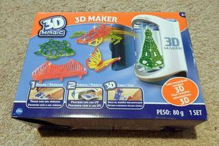 Impresora 3D Magic.