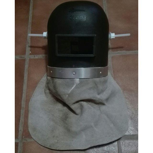 máscara soldar