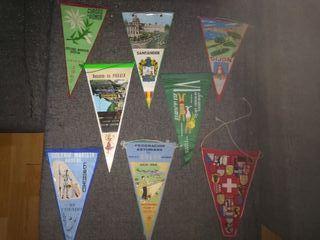 banderines antiguos